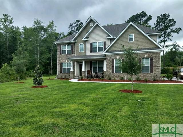 204 Lennox Place, Rincon, GA 31326 (MLS #259305) :: The Arlow Real Estate Group