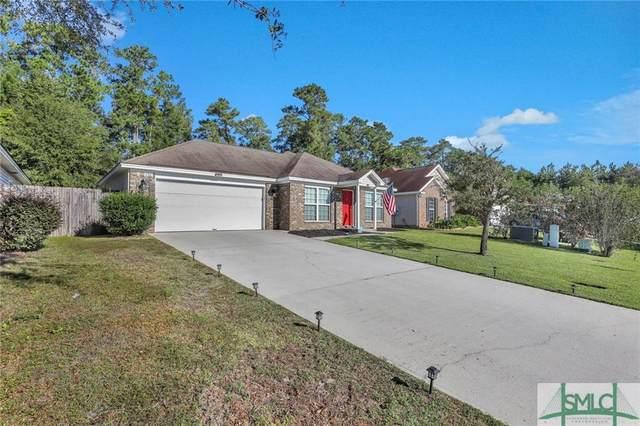 170 Aquinnah Drive, Pooler, GA 31322 (MLS #259309) :: The Allen Real Estate Group