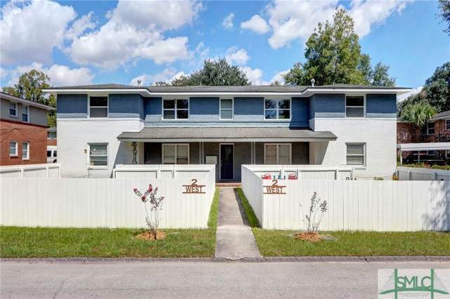 2 W 53rd Street #4, Savannah, GA 31405 (MLS #259310) :: Statesboro Real Estate