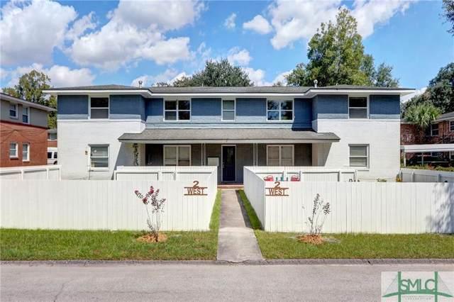 2 W 53rd Street #3, Savannah, GA 31405 (MLS #259312) :: Keller Williams Coastal Area Partners