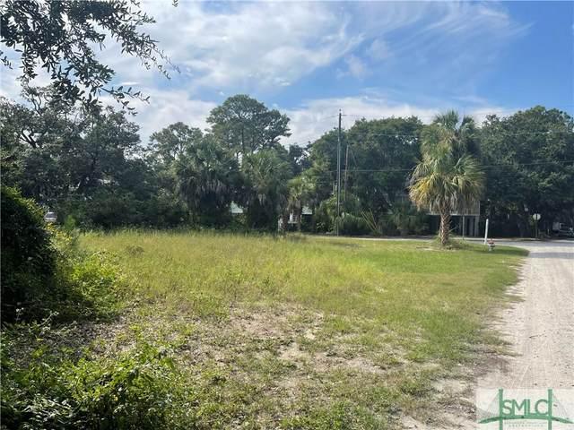 0 5th Avenue, Tybee Island, GA 31328 (MLS #259317) :: Coastal Savannah Homes