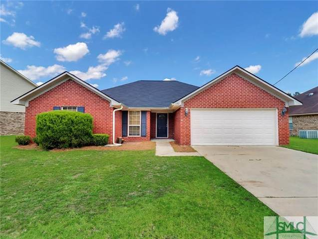 197 Gloucester Drive, Midway, GA 31320 (MLS #259322) :: Heather Murphy Real Estate Group