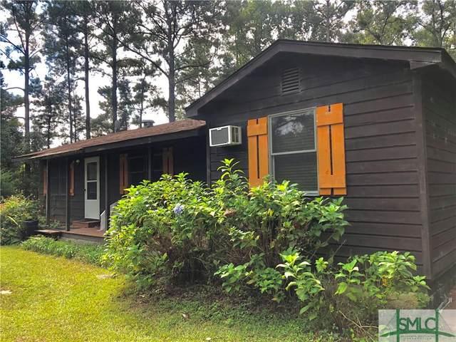 108 Sand Dollar Drive, Fleming, GA 31309 (MLS #259328) :: Keller Williams Coastal Area Partners