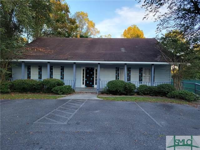 701 S Laurel Street, Springfield, GA 31329 (MLS #259331) :: Coastal Savannah Homes