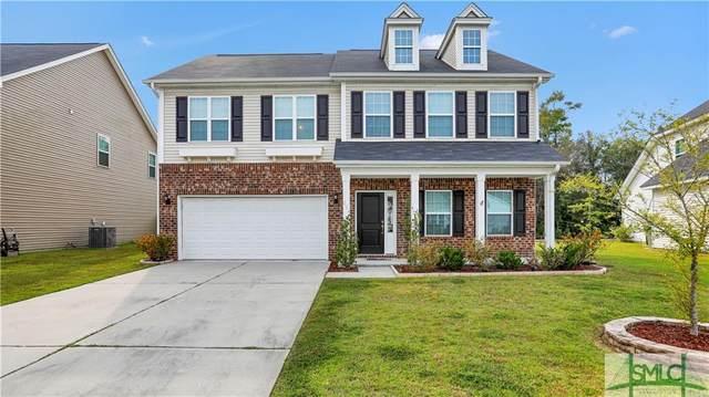 224 Somersby Boulevard, Pooler, GA 31322 (MLS #259336) :: Keller Williams Realty Coastal Area Partners