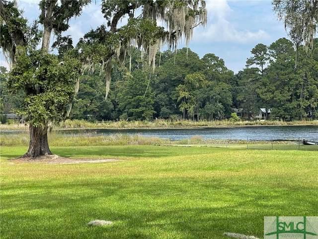 419 E Poncell Drive, Midway, GA 31320 (MLS #259340) :: Coastal Savannah Homes