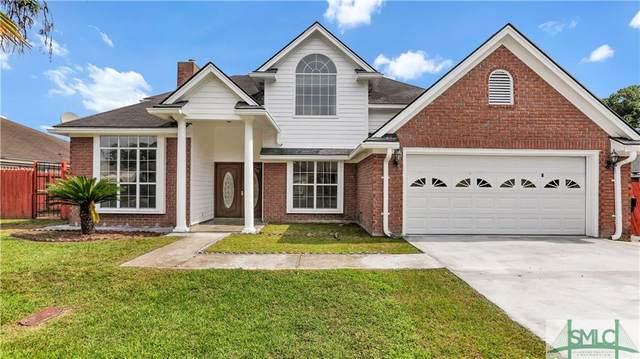 134 Hopeland Drive, Savannah, GA 31419 (MLS #259342) :: The Sheila Doney Team