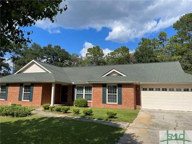 537 Wellington Way, Hinesville, GA 31313 (MLS #259352) :: Coastal Savannah Homes