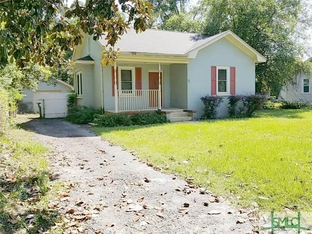 6 Rowe Avenue, Garden City, GA 31408 (MLS #259355) :: Coastal Savannah Homes