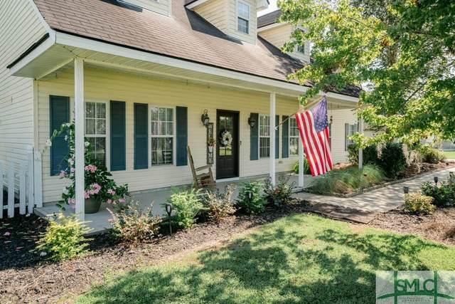 59 Joy Lane, Midway, GA 31320 (MLS #259362) :: Coastal Savannah Homes