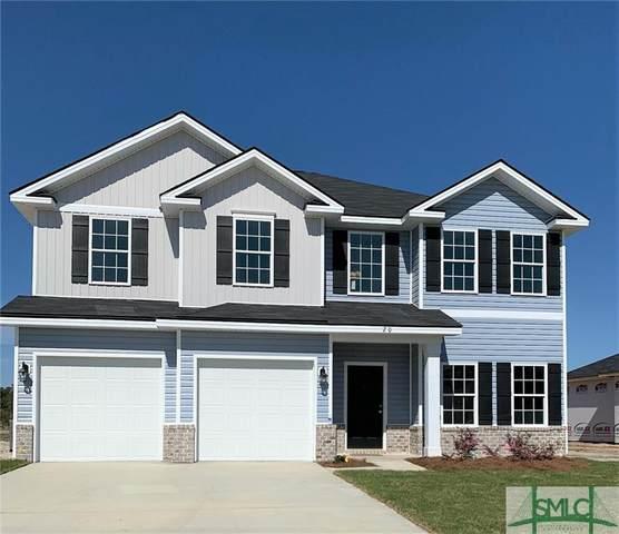 20 Wythe Street, Hinesville, GA 31313 (MLS #259367) :: Coastal Savannah Homes