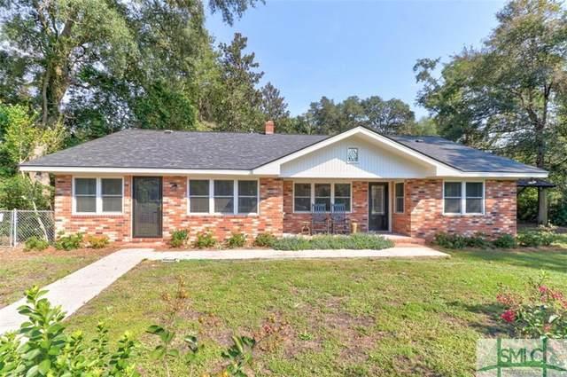 206 E 6th Street, Rincon, GA 31326 (MLS #259375) :: The Arlow Real Estate Group