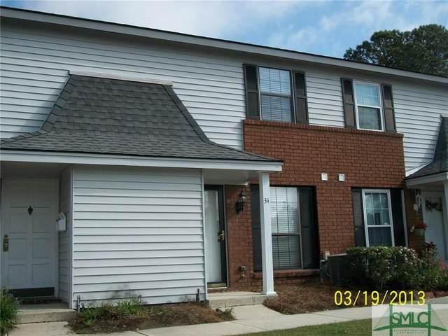 34 Knollwood Circle, Savannah, GA 31419 (MLS #259377) :: The Sheila Doney Team