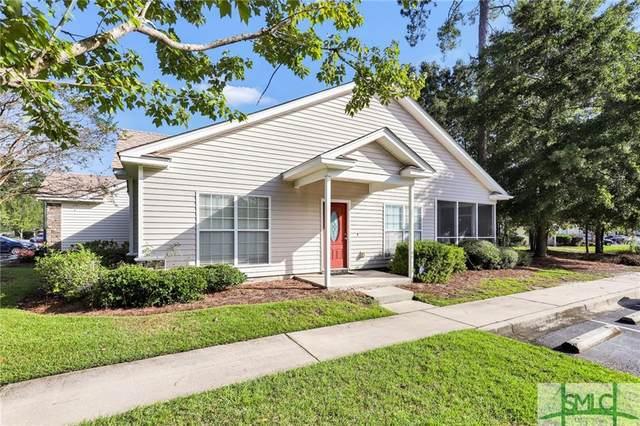 27 Stonelake Circle, Savannah, GA 31419 (MLS #259387) :: Keller Williams Realty Coastal Area Partners