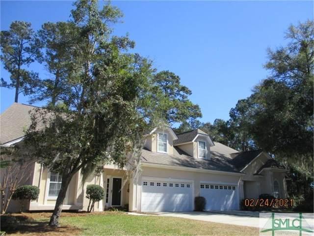 40 Saint Augustine Bend, Savannah, GA 31404 (MLS #259408) :: Keller Williams Coastal Area Partners
