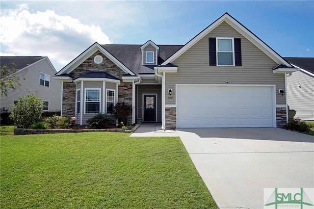 139 Savannah Lane, Richmond Hill, GA 31324 (MLS #259419) :: Keller Williams Realty Coastal Area Partners