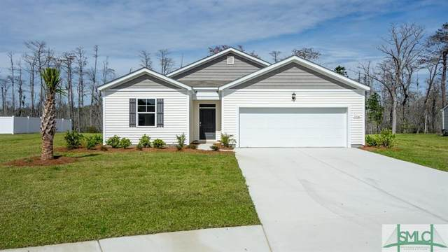 121 Cold Creek Pass, Port Wentworth, GA 31407 (MLS #259437) :: The Arlow Real Estate Group