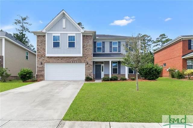 107 Redrock Court, Savannah, GA 31407 (MLS #259440) :: eXp Realty