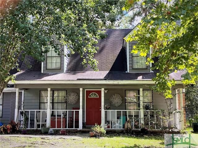 125 John Glenn Drive, Rincon, GA 31326 (MLS #259451) :: Keller Williams Coastal Area Partners