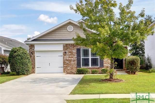 10 Fall Lake Way, Savannah, GA 31407 (MLS #259453) :: The Allen Real Estate Group