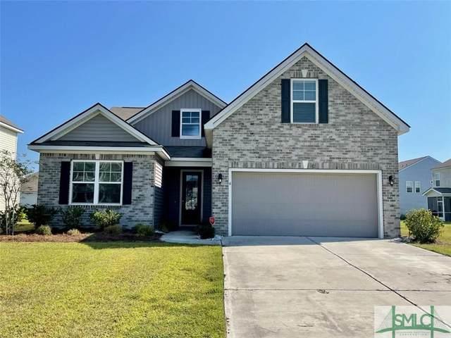 4 Dispatch Road, Savannah, GA 31407 (MLS #259454) :: eXp Realty
