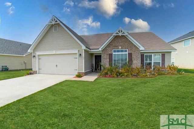 141 Grimsby Road, Pooler, GA 31322 (MLS #259458) :: Coastal Savannah Homes
