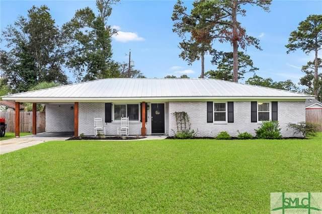 1015 Reita Street, Savannah, GA 31410 (MLS #259461) :: Teresa Cowart Team