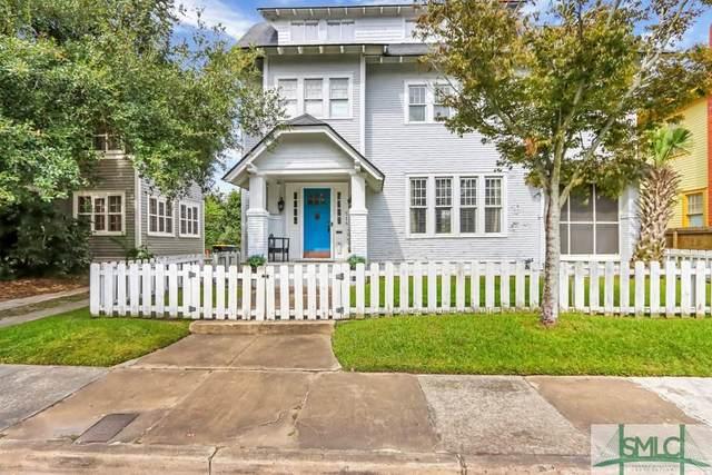 518 E 41 Street, Savannah, GA 31401 (MLS #259462) :: Teresa Cowart Team