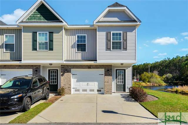 57 Leaf Court, Richmond Hill, GA 31324 (MLS #259471) :: The Arlow Real Estate Group