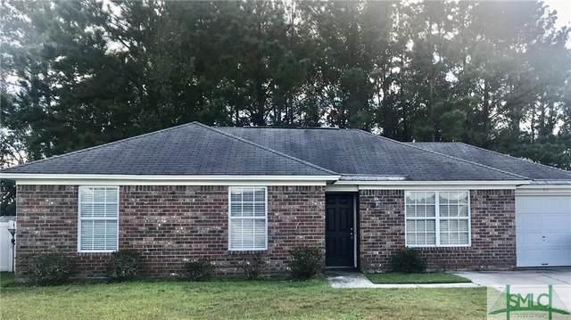 13 Parish Way, Pooler, GA 31322 (MLS #259472) :: The Allen Real Estate Group