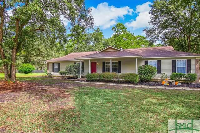615 Plantation Drive, Rincon, GA 31326 (MLS #259479) :: The Allen Real Estate Group