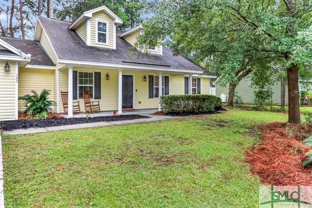 102 Crooked Oaks Drive, Rincon, GA 31326 (MLS #259481) :: Teresa Cowart Team