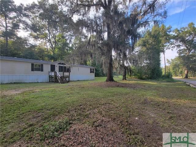 3650 Lewis Frasier Road, Midway, GA 31320 (MLS #259482) :: Coastal Savannah Homes
