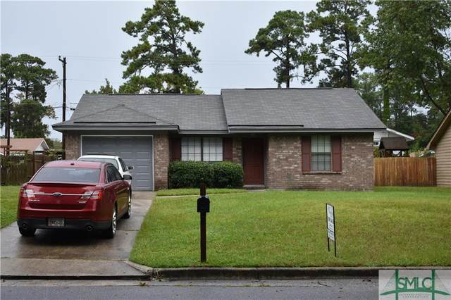114 Neva Avenue, Savannah, GA 31406 (MLS #259488) :: Keller Williams Realty Coastal Area Partners