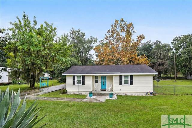 42 Winoca Drive, Midway, GA 31320 (MLS #259498) :: Coastal Savannah Homes