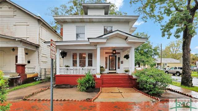 1901 Martin Luther King Jr Boulevard, Savannah, GA 31415 (MLS #259501) :: McIntosh Realty Team