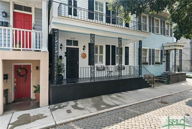 503 E Mcdonough Street E 1st Floor, Savannah, GA 31401 (MLS #259502) :: Coastal Savannah Homes
