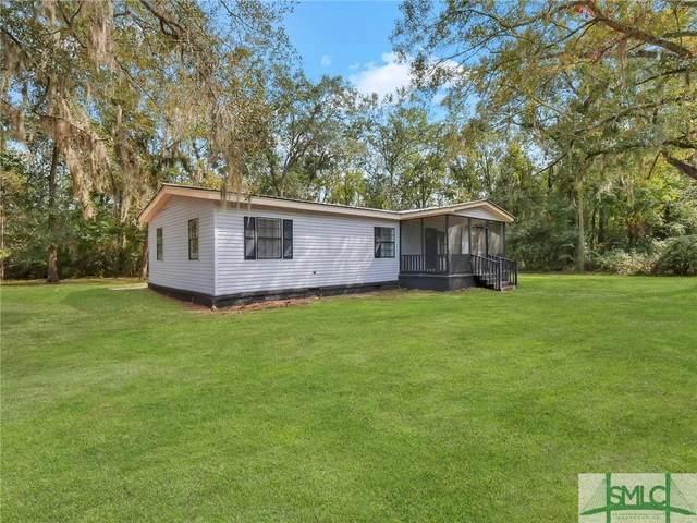 248 Howard Road NE, Hinesville, GA 31313 (MLS #259503) :: The Arlow Real Estate Group