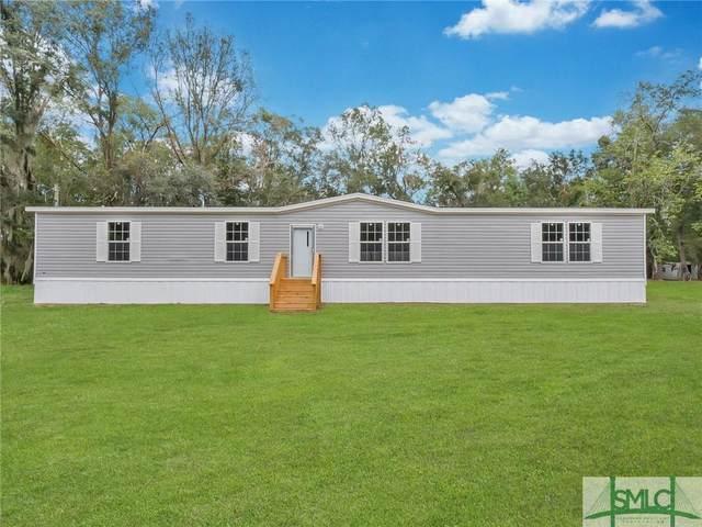 249 Howard Road NE, Hinesville, GA 31313 (MLS #259506) :: The Arlow Real Estate Group