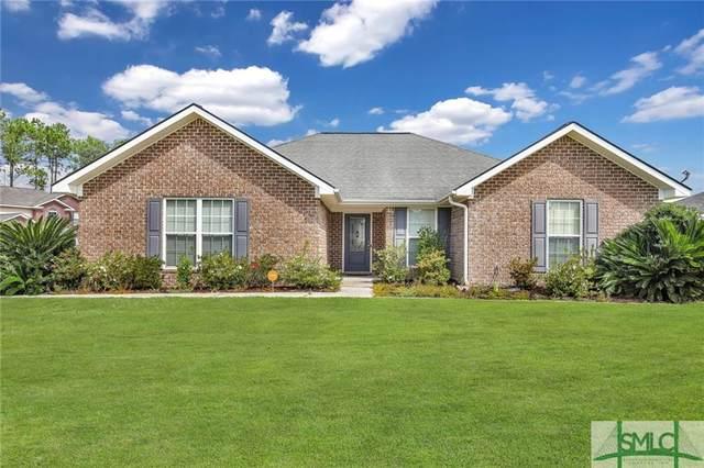 151 Manchester Court, Midway, GA 31320 (MLS #259510) :: Coastal Savannah Homes