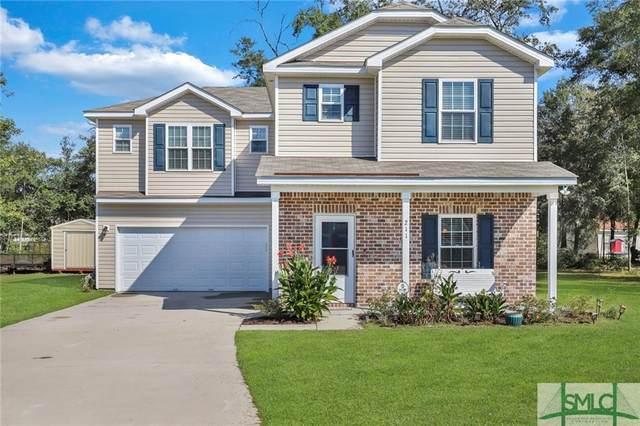 211 Crape Myrtle Court, Springfield, GA 31329 (MLS #259516) :: The Allen Real Estate Group