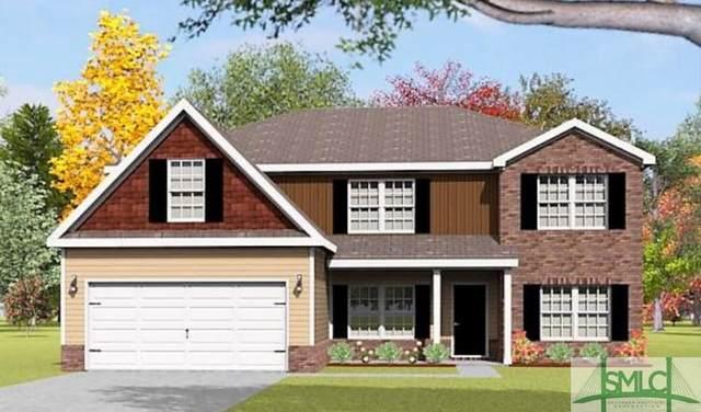 114 Guana Lane, Bloomingdale, GA 31302 (MLS #259518) :: Teresa Cowart Team