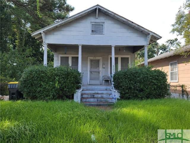 319 Screven Avenue, Savannah, GA 31404 (MLS #259529) :: The Arlow Real Estate Group