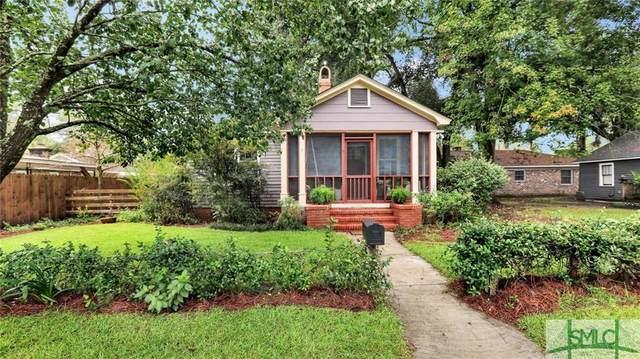 7 Illinois Avenue, Savannah, GA 31404 (MLS #259533) :: The Arlow Real Estate Group