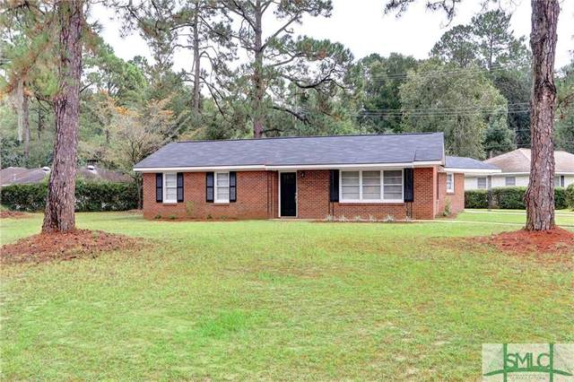 304 Dyches Drive, Savannah, GA 31406 (MLS #259539) :: Coastal Savannah Homes