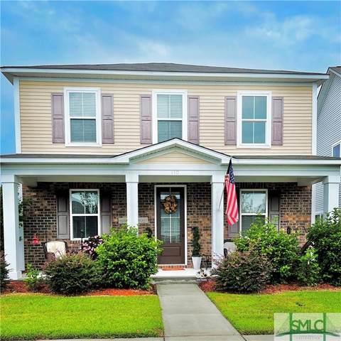 110 Crabapple Circle, Port Wentworth, GA 31407 (MLS #259540) :: The Allen Real Estate Group