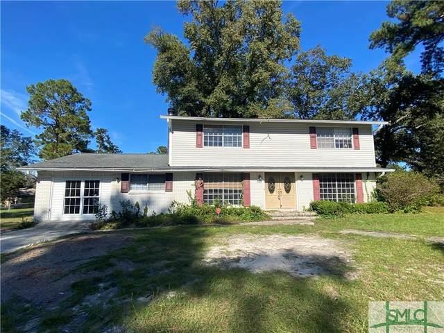 220 Whitehall Avenue, Rincon, GA 31326 (MLS #259556) :: Coastal Savannah Homes