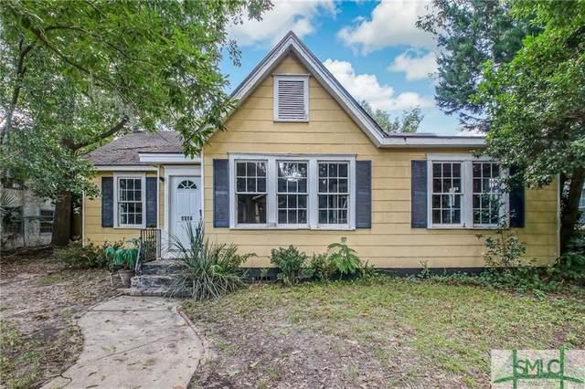 1114 E 48th Street, Savannah, GA 31404 (MLS #259563) :: The Allen Real Estate Group
