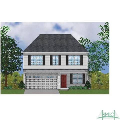 1219 Waybridge Way, Richmond Hill, GA 31324 (MLS #259575) :: Keller Williams Coastal Area Partners