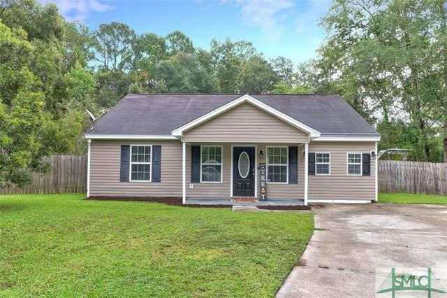 11 Maggies Junction Street, Guyton, GA 31312 (MLS #259579) :: eXp Realty